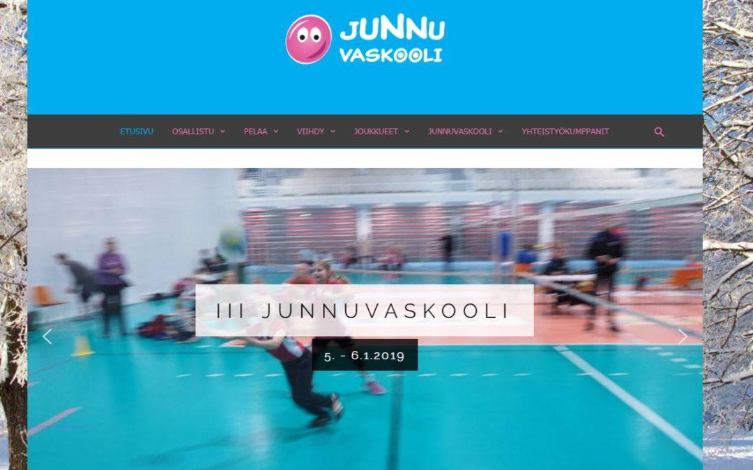 Junnuvaskooli.net