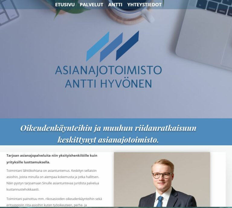 Antti Hyvönen